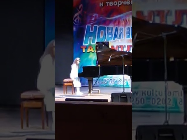 У Гиллок Вальс П Чайковский Мазурка из цикла Детский альбом исполняет Богодухова Анна