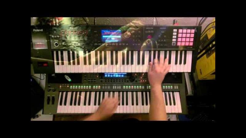 Imany Don't Be So Shy Yamaha PSR S770 Roland FA06