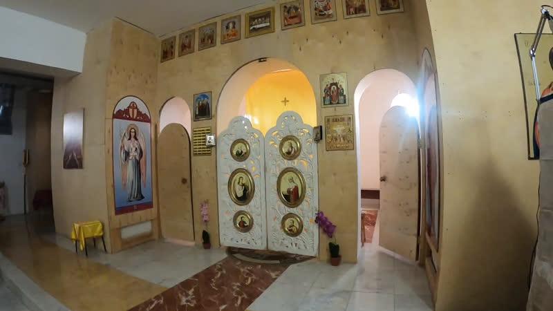 Дорогие Братия и Сестры Божественная Литургия