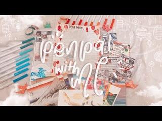 penpal with me #09   a warm japanese festival~ 🎏