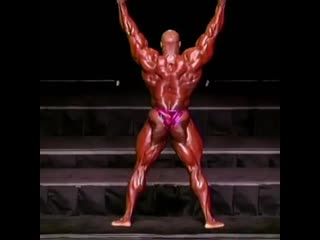 Ronnie Coleman 2003 Posing
