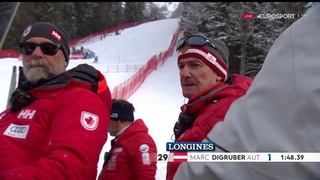 FIS Alpine Ski World Cup 2019-20. Wengen (SUI). Men's  run
