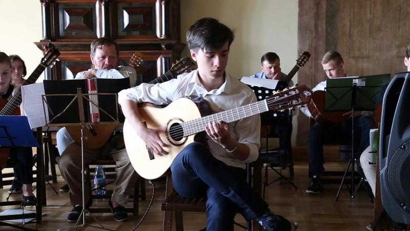 Koncert na 30 gitar - Marcin Patrzałek For The Sleep
