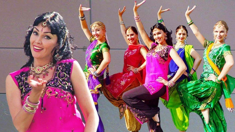 Paranda Indian Dance Group Mayuri Russia Petrozavodsk