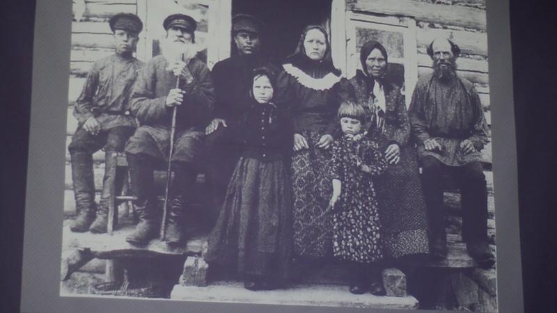 Светлана Адоньева Деревня стигматы сословия