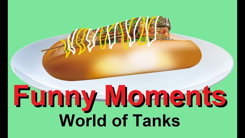 Funny Moments №2 World of Tanks