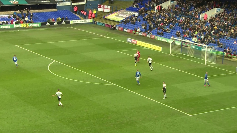 Ipswich Town v Coventry City highlights