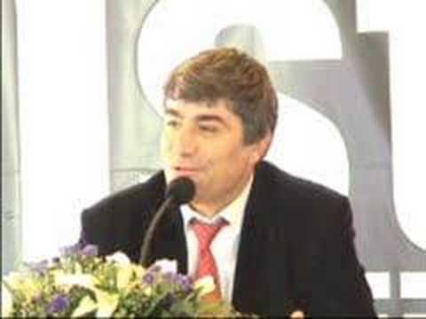 Hrant Dink - Su Çatlağını Buldu