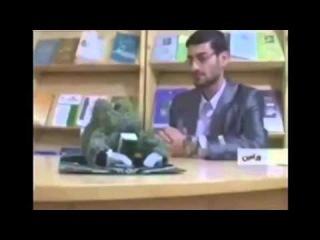 Iran manufactures Muslim Praying Snackbarian Robot