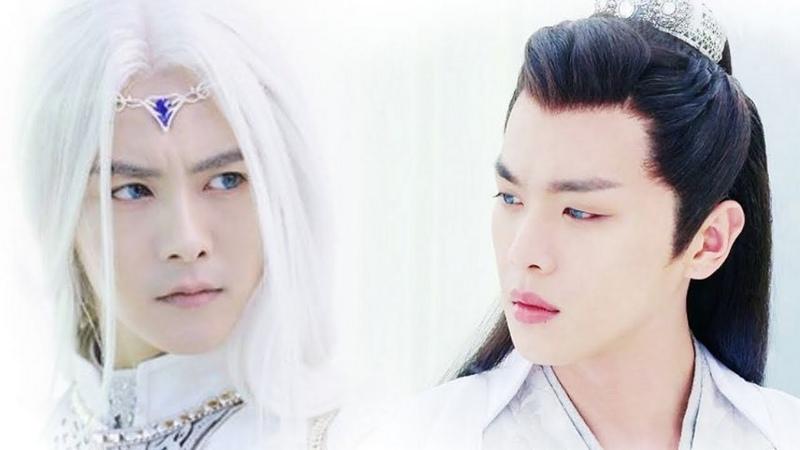 Frozen heart 1. Ледяное сердце 1.Ying Kong Shi X Feng Tian Yi. Feniks_Zadira