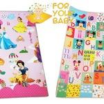 Двухсторонний коврик Disney Принцессы