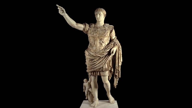 Сокровища Древнего Рима / Treasures of Ancient Rome (2) Пышность и извращения (2012) (док. сериал, история искусств, BBC) HD 720