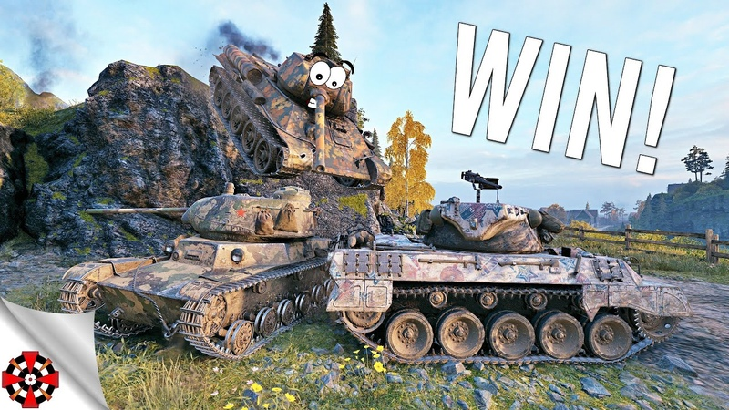 World of Tanks Funny Moments The Best WoT RNG fails glitches 443