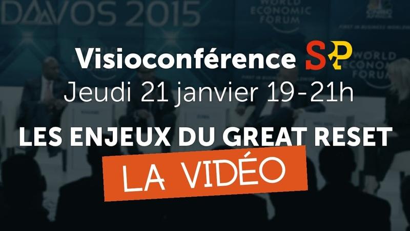 Les enjeux du Great Reset Visio conférence S P