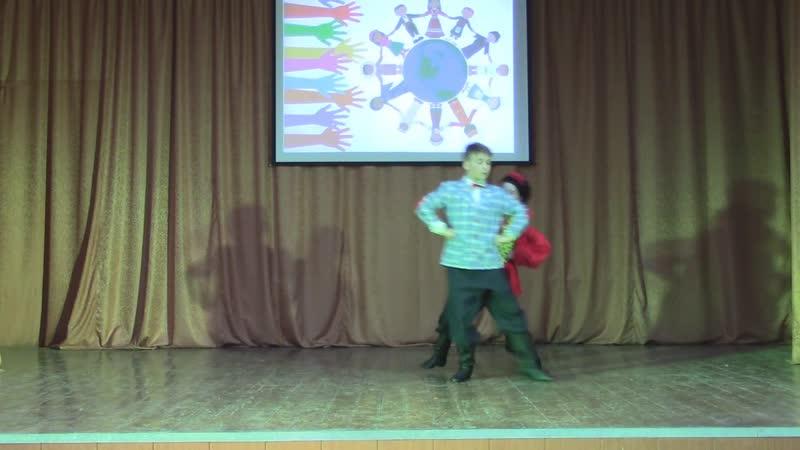 Дуэт Танец Переплясочка Плевко Илья Алексеевич Туркин Александр Евгеньевич