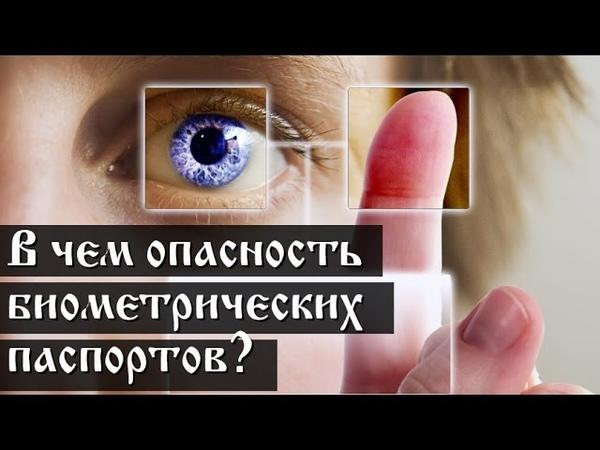 В чем опасность биометрических паспортов ЭЛЕКТРОННЫЙ КОНЦЛАГЕРЬ ОТ ПРИВАТИЗАЦИИ ДО ЧИПОВ 3 часть