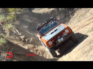 1974 Ford Bronco Off-Road Adventures on Everyman Driver