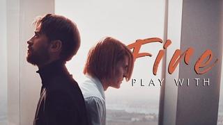 Major Grom    Play with fire    Sergey Razumovsky & Oleg Volkov (Сероволк) [english subtitles]
