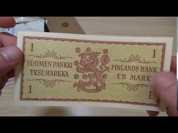 Банкноты с интернет аукциона МЕШОК Nepster 1