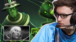 MIRACLE Rubick Beautiful Teamplays — He knows how to Deal with Invoker