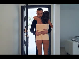 ПОРНО -- ЕЙ 42 -- НАЧАЛ ТРАХАТЬ ЗРЕЛКУ С ПОРОГА -- porn milf sex -- Alexis Fawx