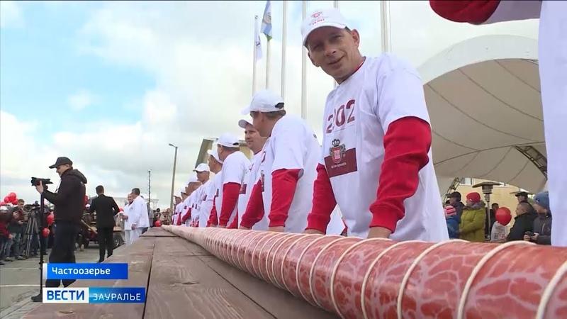 25 летие отметило мясоперерабатывающее предприятие Велес