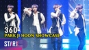 Title Song '360', PARK JI HOON SHOWCASE (밀도 있는 섹시함, 박지훈 타이틀곡 '360')