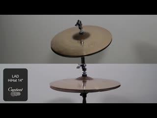 Centent Cymbals - LAD 14 Hi Hat
