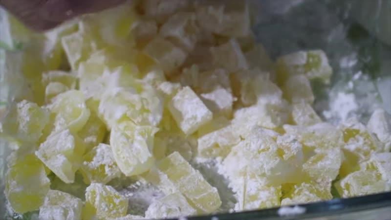 Рецепт турецкого рахат лукумакак приготовить лукум дома