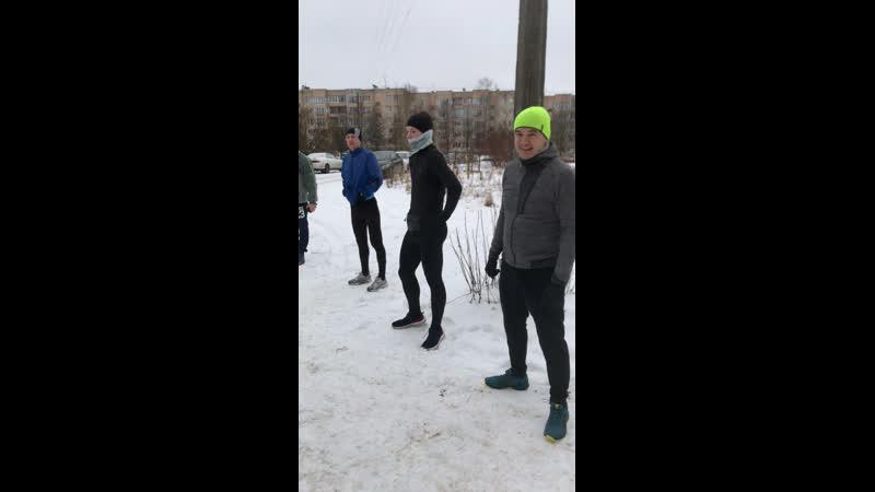 Live RunTV (Run Team Vinogradov)