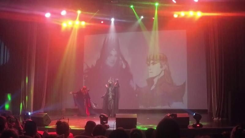 DreamZone 2.0 - Жми на рычаг Кронк!   Сильмариллион   Мелькор, Саурон, Лютиэн