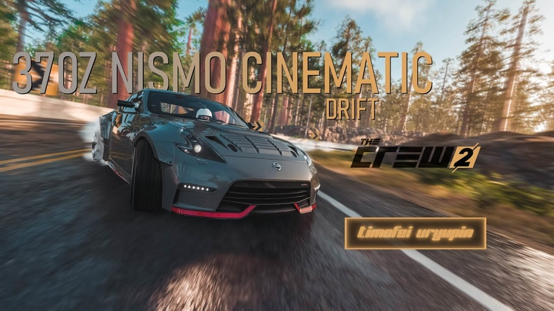 The Crew 2 Cinematic 370Z Nismo