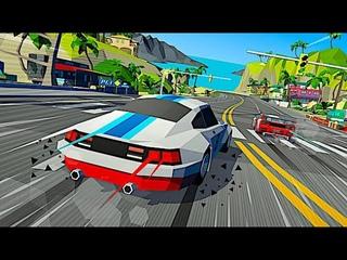 Hotshots Racing - Tyre-Shredding Arcade Racing Game Inspired by 90's SEGA Classics! (Beta Gameplay)