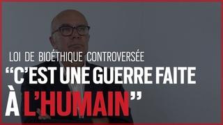 ENTRETIEN : C'est une guerre faite à l'Humain avec Jean-Marie Le Méné