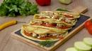 Как приготовить кабачковые блины с начинкой - Рецепты от Со Вкусом