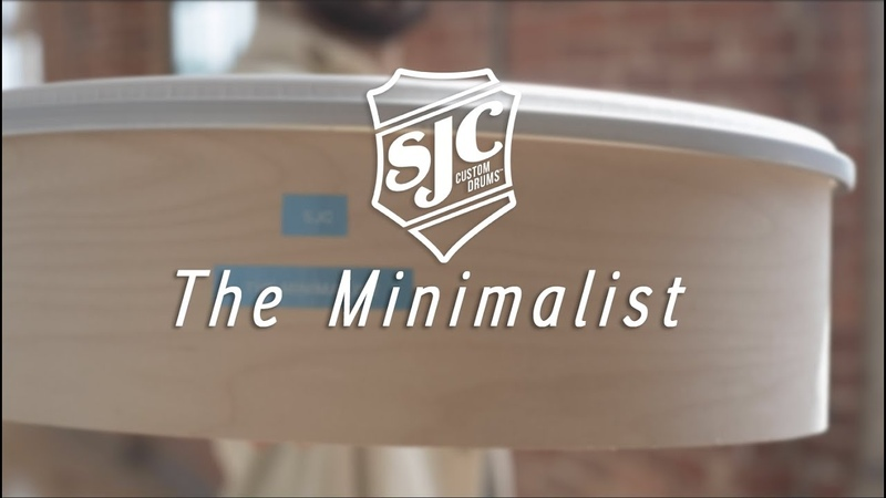 SJC Custom Drums The Minimalist Snare April Fools!