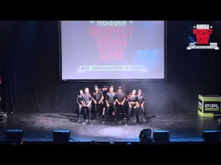 TSAREV / BARILOVA   RUSSIA : RESPECT SHOWCASE  [OFFICIAL HD]