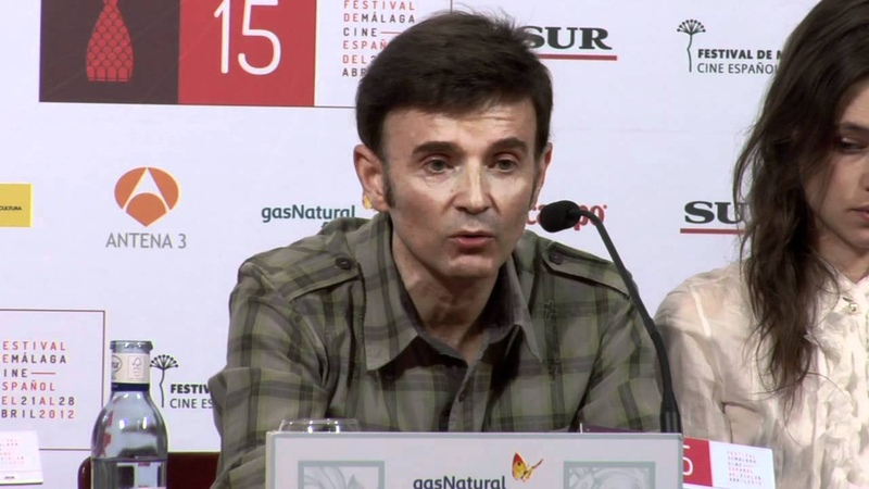 15 Festival de Malaga Rueda de prensa de El Sexo de los Angeles Fundido a Negro 2012