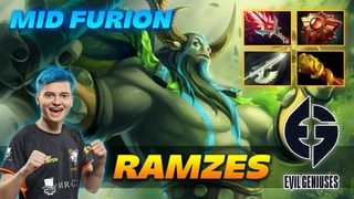 Nature's Prophet - MID FURION - Dota 2 Pro Gameplay [Watch & Learn]