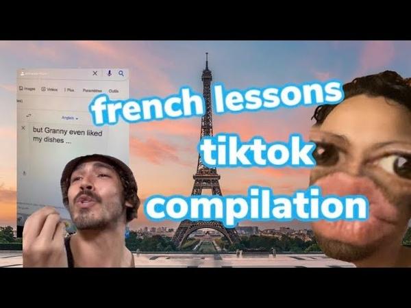 Ton tonton tond ton thon TIKTOK COMPILATION • Learning french your uncle mows your tuna etc