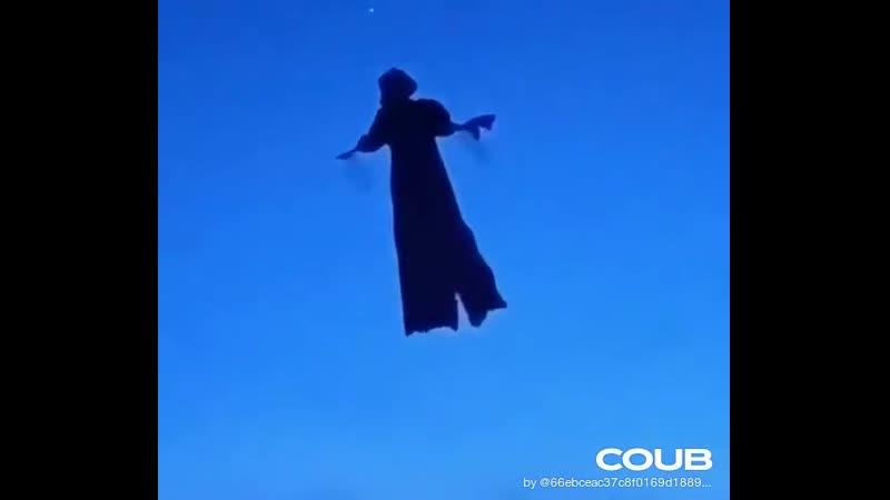 Ведьма квадрокоптер