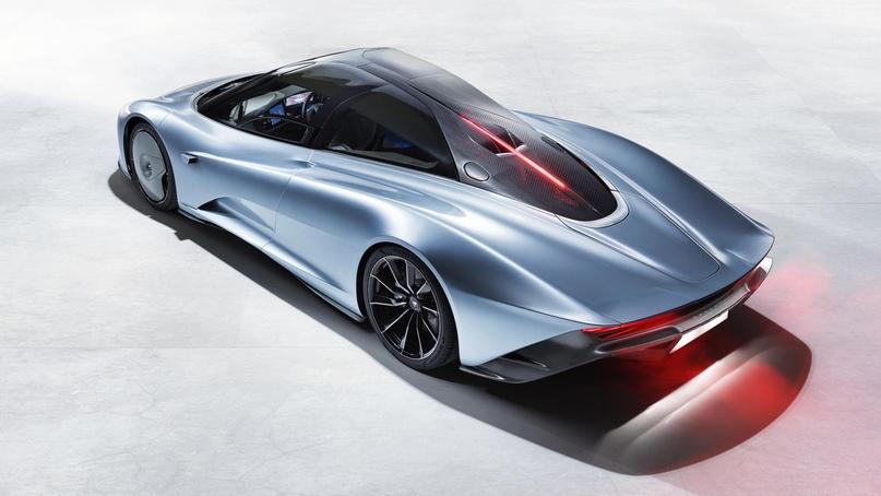 Длина имеет значение — Эволюция «длиннохвостых» McLaren, изображение №30