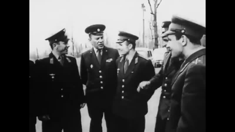 Документальный фильм концерт Песни о космосе 1969 год