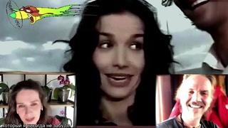 Наталия Орейро.Natalia Oreiro y Facundo Arana. B воздухе.En el  recuerdos.