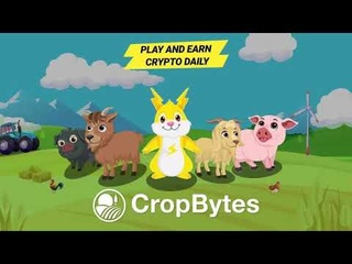 CropBytes. I play with the assets I purchased