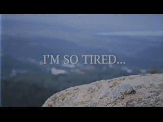 Alex Galagurskiy (Lauv & Troye Sivan) - I'm So Tired... | Piano Cover