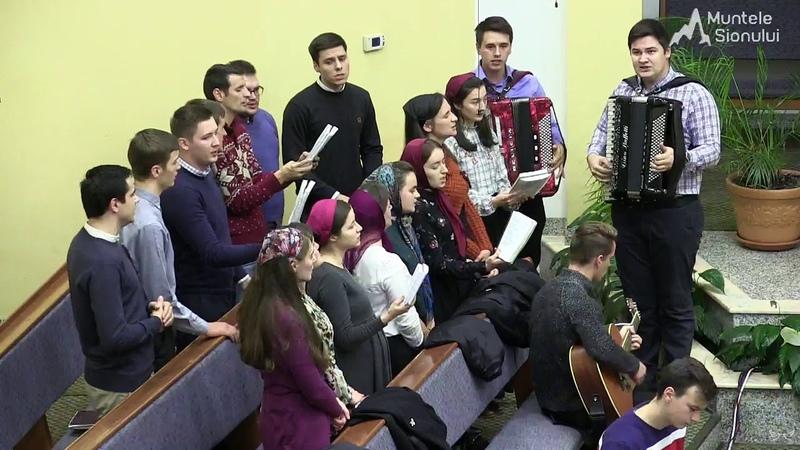 Tinerii din Cluj Mai este mult Isuse drag pan' la a Ta venire