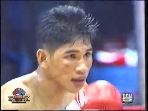 Chandej Sor Prantalay vs Sakmongkol Sitchuchoke Lumpini Stadium Muay Thai Lightweight Title Fight