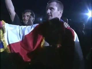 Реакция Фёдора Емельяненко на поражение брата. Fedor Emelianenko's reaction to his brother's loss.