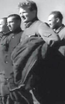 Лейтенант Д. Гусаров